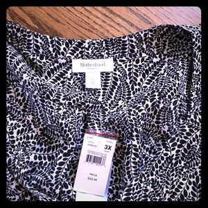 Women's Maternity Size 3x new with tags